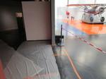 Peinture salle d'exposition ERP, entreprise de peinture Ledolica