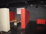Entreprise de peinture salle d'exposition et musée