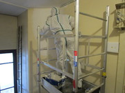Devis peinture cage d'escalier Paris, entreprise de peinture spécialisée plomb