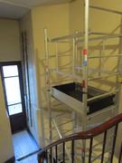 Devis peinture cage d'escalier Paris, Ledolica