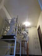 Devis peinture cage d'escalier Paris, devis de traitement des anciennes peintures au plomb