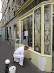 Artisan peintre Paris