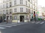 Devis peinture devanture boutique Paris