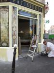 Peintre Paris