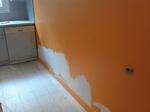 Artisan peinture 75014. Bureau, cage d'escalier, appartement, syndic, peinture au plomb, dégât des eaux.